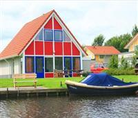 Bungalow Stuurboord 4 Pers op Villapark Schildmeer