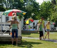 Type SCR op Vakantiepark Kijkduin