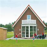 4A: 4-persoonsbungalow op Dwergter Sand