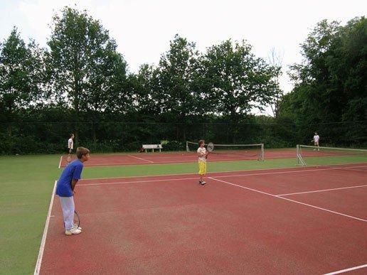 Tennissen
