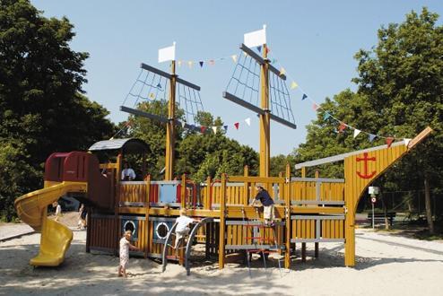 Foto 16, Vakantiepark Kijkduin