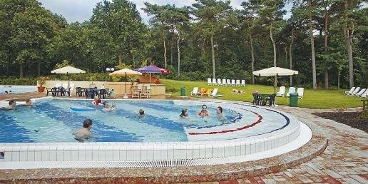Het Vennenbos Zwembad.Het Vennenbos