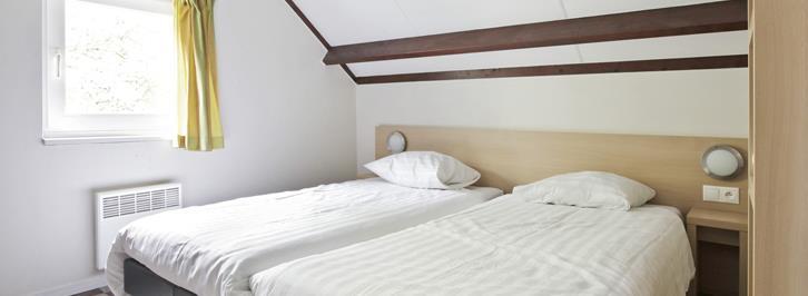 Inrichting van een slaapkamer