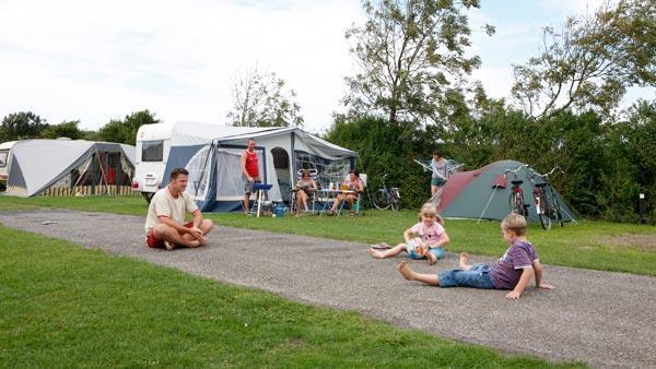 Campeerplaatsen