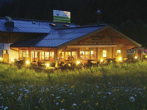 Aanzicht restaurant