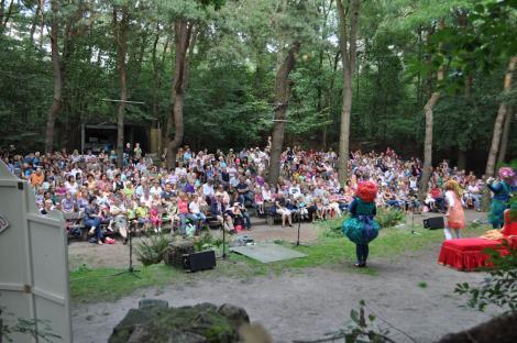 Openluchttheater de Hunnenbergen