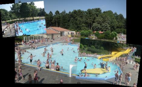 Zwembad -De Leewal