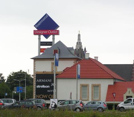 Designer Outlet Centre Roermond