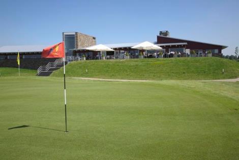Golfbaan het Woold