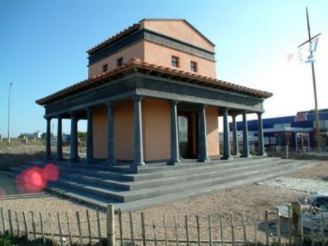 Nehalenniae tempel